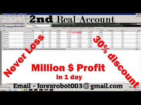 ????Forex Million $ Profit in 1 Day    ???? 100% True Accurate Forex Robot    Best Forex Robot