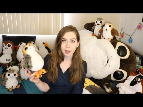 Rating. Every. Porg.