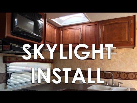 Skylight size - Jayco RV Owners Forum