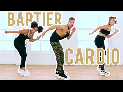 Bartier Cardi - Cardi B   Caleb Marshall   Cardio Concert