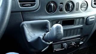 не двигается рычаг коробки передач Мерседес Спринтер Классик Mercedes Sprinter Classic