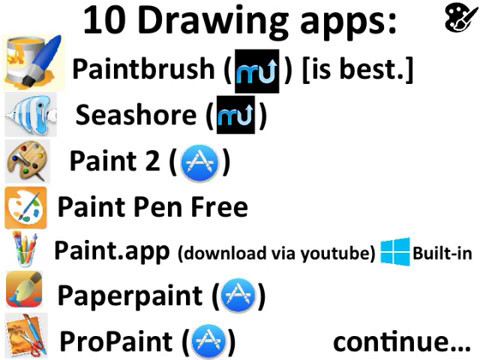 Best drawing apps for macOS (MS Paint for Apple) - Make Mac as good as  Windows 7