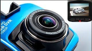Pakistan Cheapest  Mini Car DVR Camera Dashcam Review