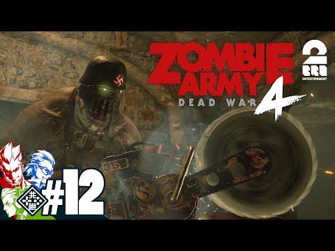 #12【強敵ブッチャー】弟者,兄者,おついちの「Zombie Army 4: Dead War」【2BRO.】