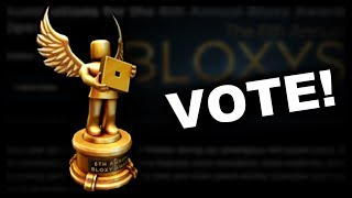 The 2018 Roblox Bloxy Award Nominations Are Out!