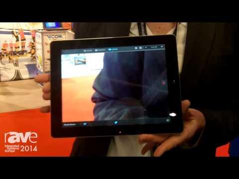 ISE 2014: VBrick Launches Live Webcasting iPad App