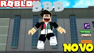 NEW Big Brother Brasil * I've messed up everybody? * FROM ROBLOX!!