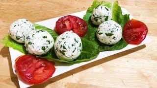 Կաթնաշոռով աղցան / Творожный салат