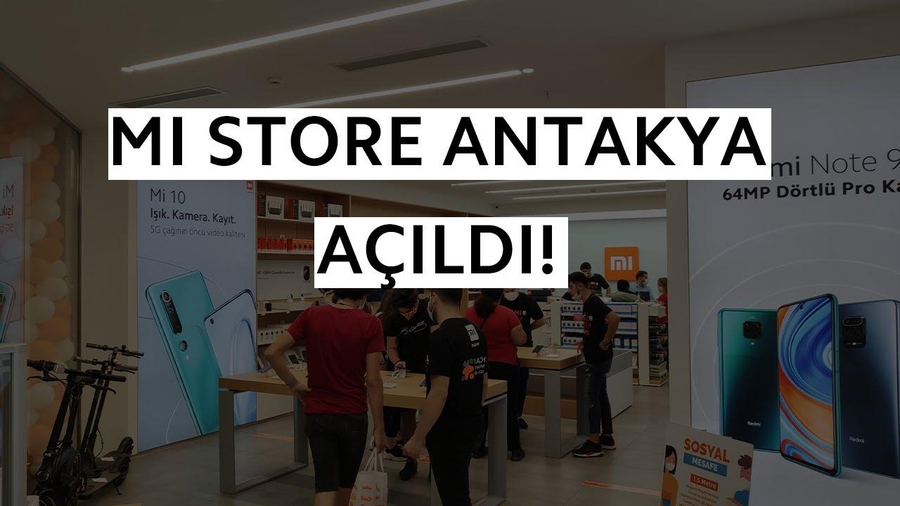 Mi Store Antakya Açıldı! | Xiaomi Hatay Mağazasını Gezdik! |