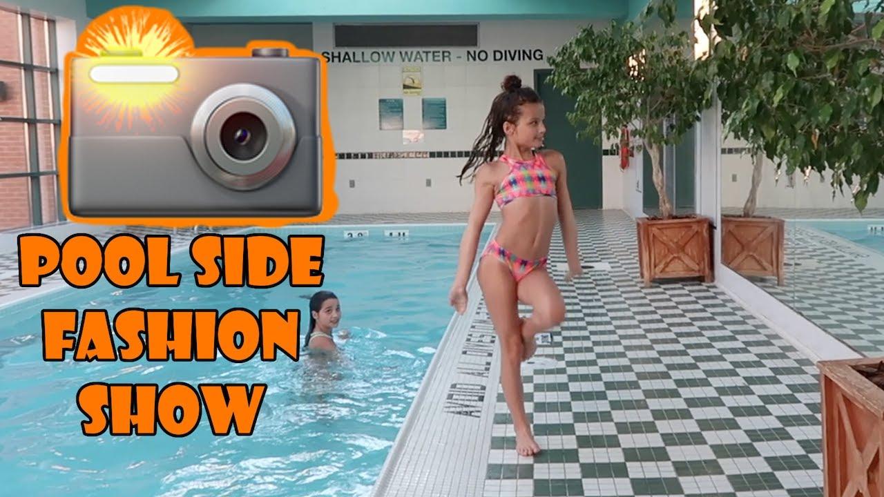 Poolside Fashion Show 📸 (WK 342.2)   Bratayley