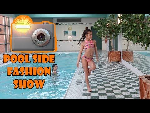 Poolside Fashion Show ???? (WK 342.2) | Bratayley