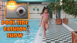 Poolside Fashion Show 📸 (WK 342.2) | Bratayley