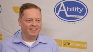 Ability Prosthetics - Client Testimonial (Eric Ruffner)