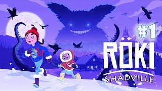 Страшная скандинавская сказка ☀ Röki Прохождение игры Roki #1