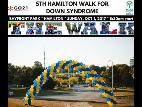 5th Annual GO21 Walk for Down Syndrome - ANNOUNCEMENT