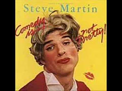 steve martins real name youtube