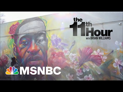 Testimony From Police Chief And Other Officers Helped Prosecution | The 11th Hour | MSNBC