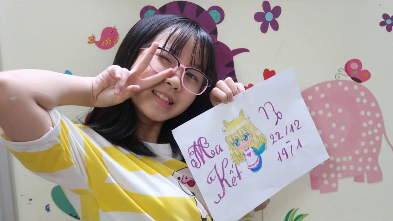 Vẽ Chibi cung Ma Kết   Hướng dẫn vẽ chibi 12 cung hoàng đạo   bé CIU chỉ cách vẽ Chibi cute nhất