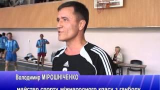 Гандбольная встреча в ДП «Спорт-Мастер» СК «Ингулец»