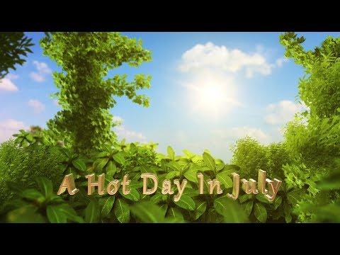 A Hot Day In July - Jonas Leonard [Classical Summer Waltz]