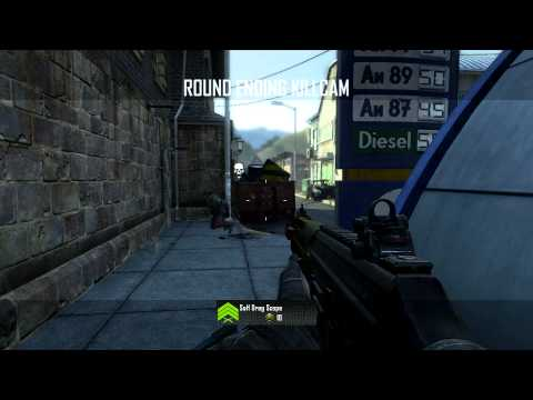 BO2 S&D Standoff | First Black Ops 2 Game