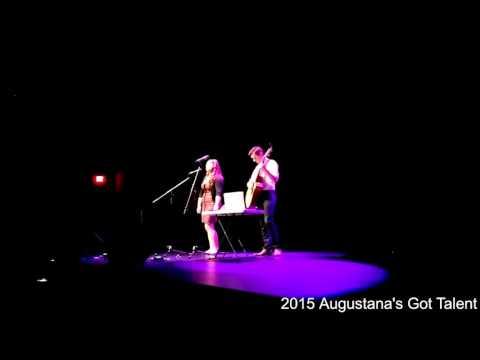 2015 AGT Act 4 Justin Draper and Cassandra Olsen