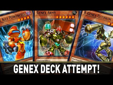 GENEX ATTEMPT - SUCCESS?! | YuGiOh Duel Links Mobile PVP w/