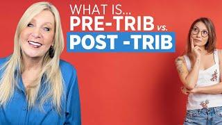 What Is Pre Tribulation Vs Post Tribulation - Revelation Lesson 2