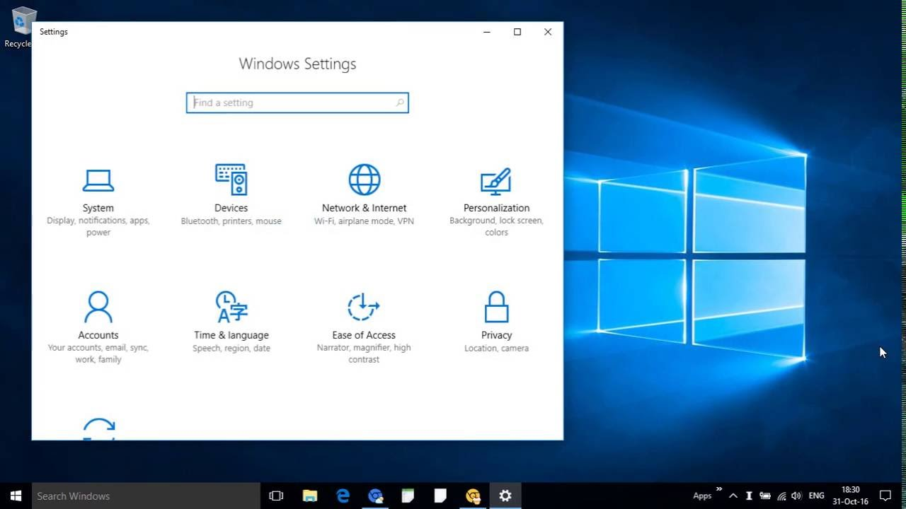 How To Show Or Hide App Badges On The Taskbar In Windows 10 - YouTube