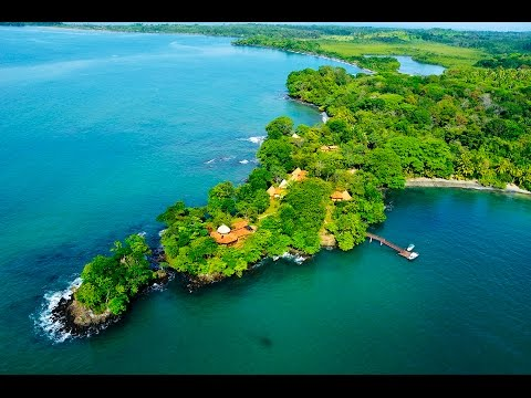 Cala Mia Boutique Resort, Boca Brava Island Eco Hotel, Gulf Of Chiriqui, Panama, Vacation