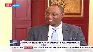 Former Nairobi Deputy Governor Jonathan Mueke talks leaderless Nairobi | Point Blank | Part 2