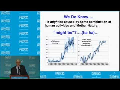 Global Warming Con Scam-Dr. Roy Spencer PhD