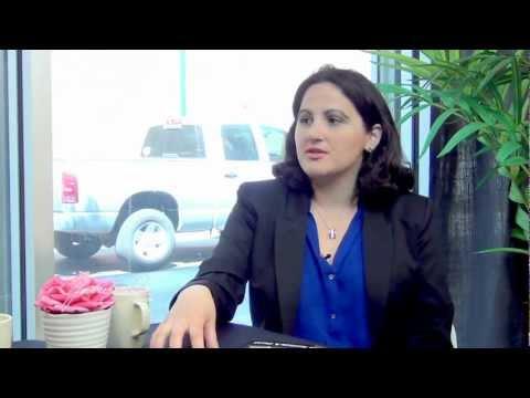 Yvonne Interviews Dr Annabelle Charbit