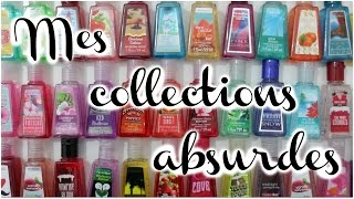 [ Tag n°60 ] : MES COLLECTIONS ABSURDES !