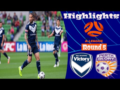 Melbourne Victory Perth Goals And Highlights