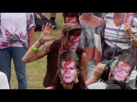 Isle of Wight Festival 2016 - David Bowie Tribute
