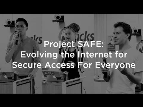 Project SAFE: Evolving the Internet for Secure Access For Everyone