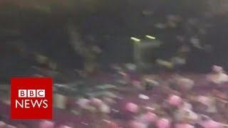 Manchester Incident Eyewitness: