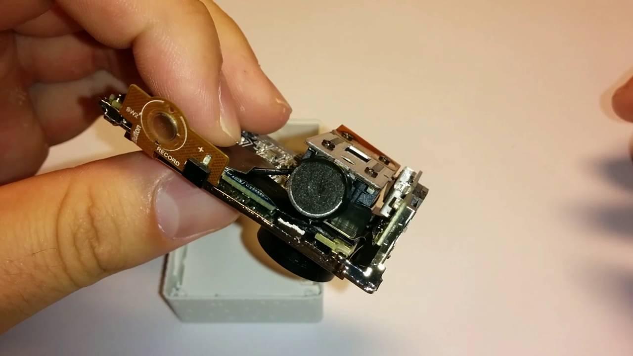 2 DIY Microphone hacks for the YI Action Camera - DIY