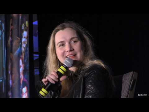 Montreal Con Rachel Miner FULL Panel 2018 Supernatural