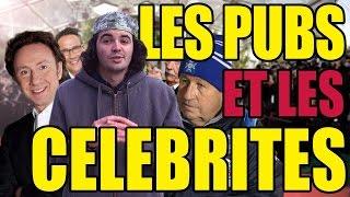 LES CÉLÉBRITÉS DANS LES PUBS : L'ANALYSE de MisterJDay thumbnail