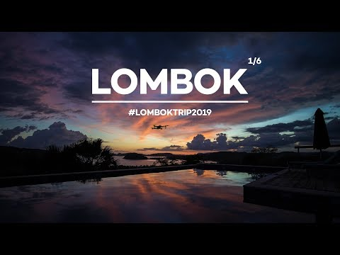 Lombok Travel Video 1/6 - South Lombok (CZ/ENG sub) - iPhone, DJI Mavic 2 Zoom, Canon M50, GoPro 7