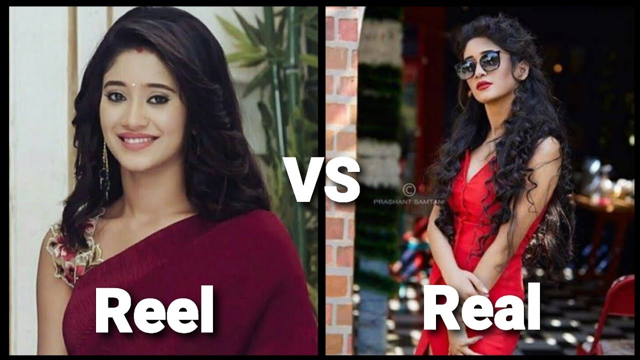 Download #sambhaviqueen #yrkkh #naira Yrkkh All 😱Actress 😍Reel VS Real😍(Who is your fav.??)👇🤔😍❤