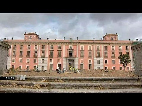 El palacio del infante don luis en boadilla en plena - Residencia boadilla del monte ...