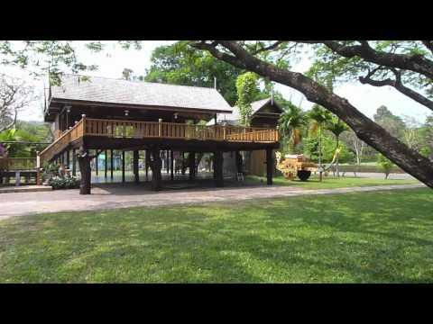 Ubolratana Dam Khon Kaen Thailand Tour