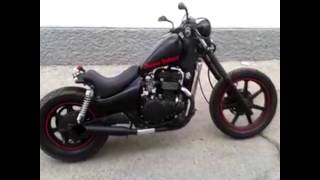 Repeat youtube video Vulcan 500 Bobber