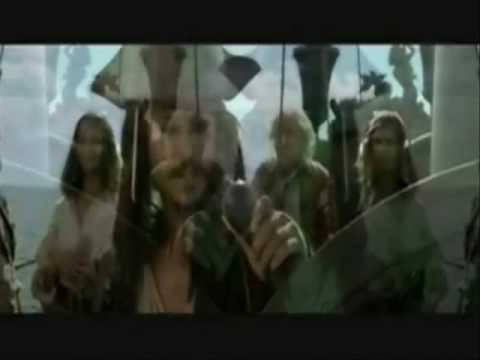Pirates of the Caribbean  Hes A Pirate Tiesto Remix