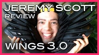 aircraft Diagnose Explosives  review Jeremy Scott x adidas Wings 3.0 - YouTube