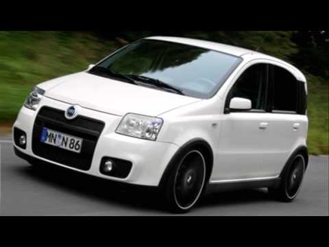 fiat panda 100hp youtube. Black Bedroom Furniture Sets. Home Design Ideas