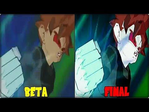 Dragon Ball Budokai AF - Diferencias Entre Avances Y Juego Final